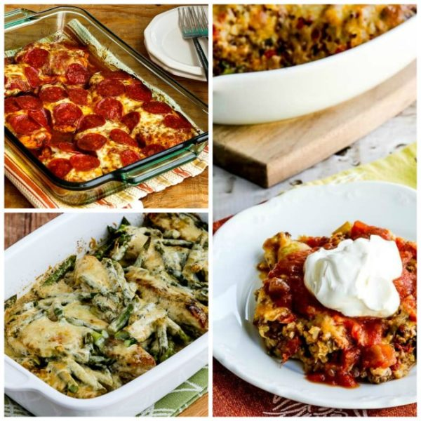 The Keto Casserole Recipes For Keto Diet Lovers