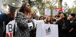 Letitia Tish James