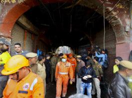 Factory Fire Kills